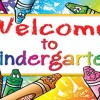 Kindergarten Welcome Letter (and back to school info)