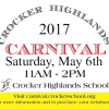 2017 Crocker Spring Carnival – May 6th