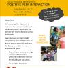 Crocker Parent Workshop – Positive Peer Interaction 1/30/17
