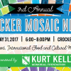 3rd Annual Mosaic Night